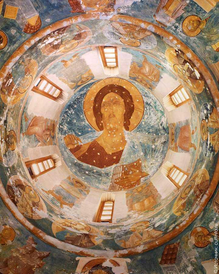 Афиша Свет фресок Дионисия