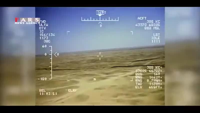 Перехват и посадка американских БПЛА в Сирии и Ираке силами войск РЭБ КСИР