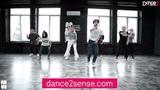 Vanilla Ice - Ice ice Baby dance choreography in hip-hop by Aleksandr Vakurov - Dance2sense