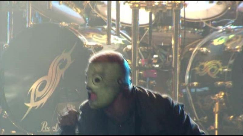 Slipknot {Sic}nesses - Live At Download 09 [2012, Nu Metal, BDrip - XviD]