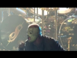 Slipknot Sicnesses - Live At Download 09 2012, Nu Metal, BDrip - XviD