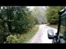 дорога на перевал Пыв