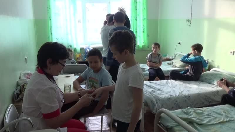 О профилактике пневмонии. Консультация заведующей детским отделением ЦРБ Халиуллиной З.А.