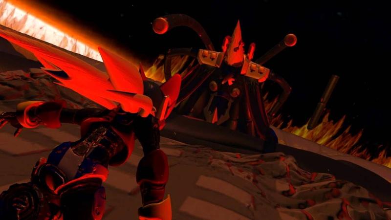 Megaman Zero Recreation final Comp