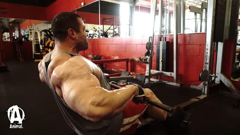 Back Workout with Evan Centopani