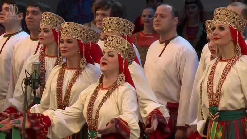 Я ЛЕЧУ НАД РОССИЕЙ солистка Оксана Черняева