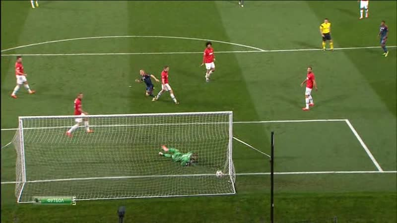 Последний бой старого Юнайтед. 1/4 ЛЧ 2013/14. Манчестер Юнайтед - Бавария. 2-й тайм.