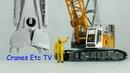 NZG Liebherr HS 8100 HD Crawler Crane by Cranes Etc TV