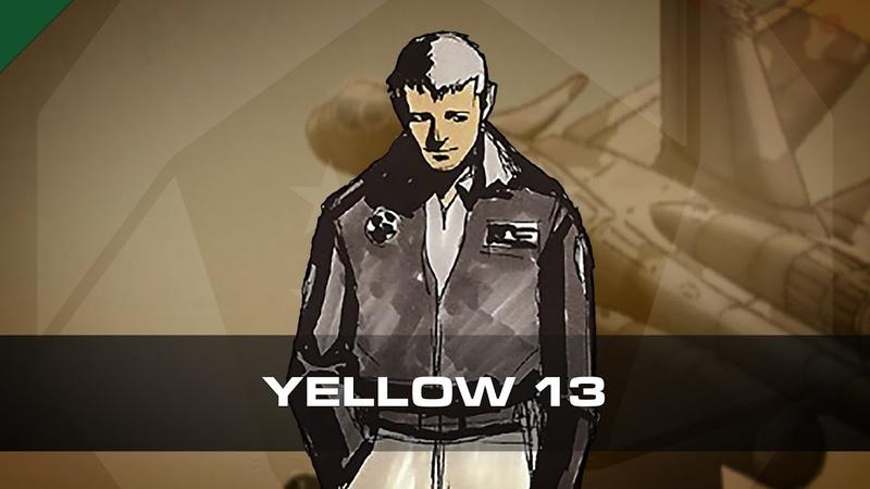 Yellow 13 | Ace Combat | Dossier