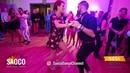 Zang Zaghi and Sevy Hart Salsa Dancing at El Sol Warsaw Salsa Festival, Sunday 11.11.2018