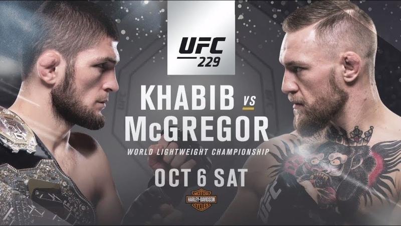 UFC 229 - Khabib vs McGregor