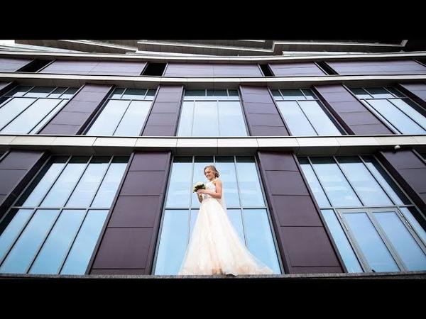 фотопрезентация свадьбы Антона и Оли