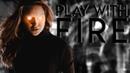 🔥kara danvers play with fire