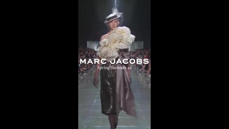 FINN для Marc Jacobs S/S19 NYFW