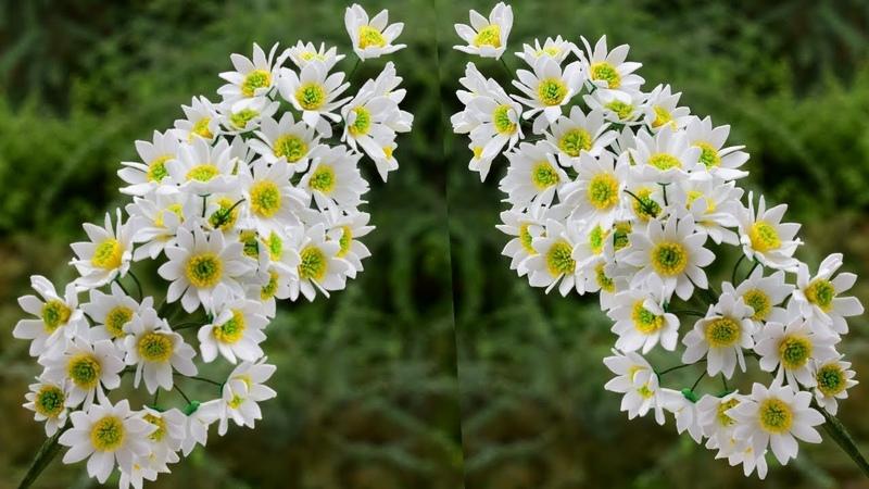How to make foam paper flowers :making foam sheet flowers |diy videos