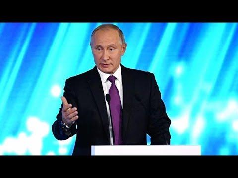 Заседание международного клуба Валдай. Выступление Владимира Путина. Полное видео