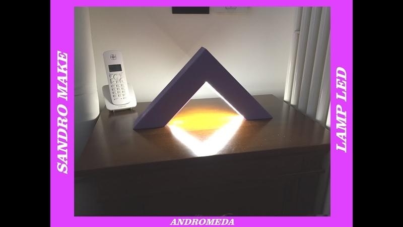 Come fare un lampada a led lamp led