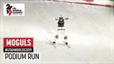 Mikael Kingsbury Gold Medal Men's Moguls FIS Freestyle Ski World Championships