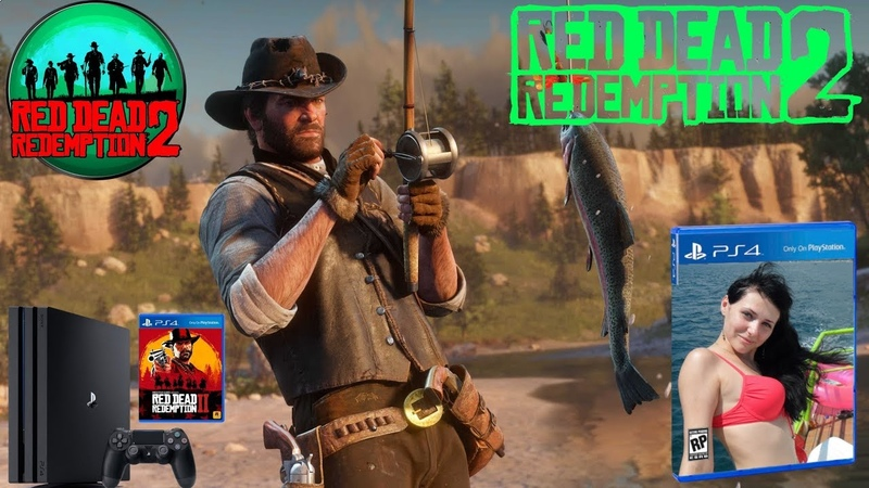 Red Dead Redemption 2 20 PS4 PRO