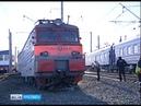 В интернете появилось видео ЧП на станции Козьмодемьянск с участием грузового поезда