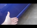 Покраска снимаемой автомобильной краской Protect BRZ Gets dipped Neochrome