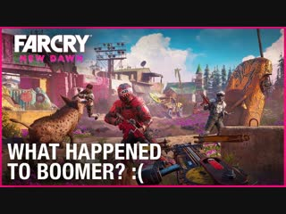 Far cry new dawn: post-apocalyptic gameplay and character details