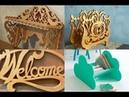 ✨ОФИГЕННЫЕ ИЗДЕЛИЕ ИЗ ФАНЕРЫ ИНТЕРЕСНЫЕ ИДЕИ ИЗ ФАНЕРЫ📷 INTERESTING CRAFTS FROM PLYWOOD🔳