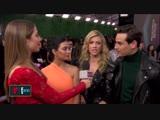 Церемония награждения People's Choice Awards Интервью каста Сумеречных охотников для портала E! News