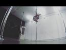 Pole dance exotic by Nina Kozub