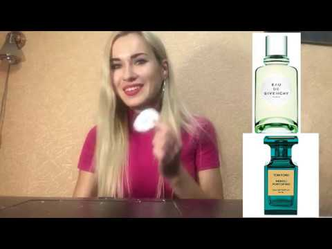 Новинки люкс парфюмерии 2