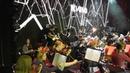 Репетиции Юрия Каспаряна Игорь Вдовин дергает струны бас гитары на 0 25 Прикол