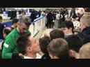 Стипе Плетикоса на Кубке Легенд