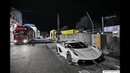 Koenigsegg Jesko Leaving the Geneva Motor Show