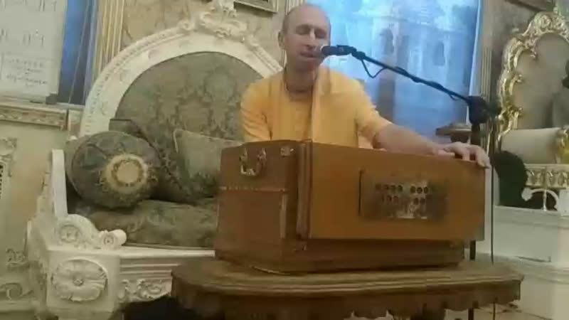 Адхокжаджа Прабу утренний шримад бхагаватам шб 4 29 2 Омск 11 11 2018