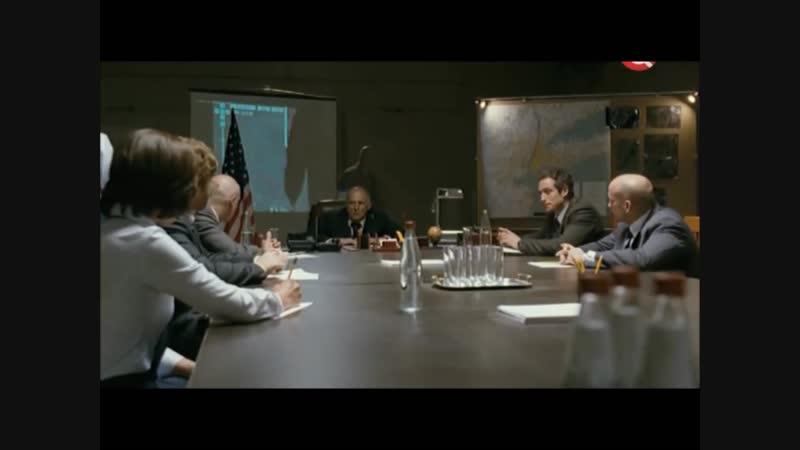 Белый песок 2011 сцена на совещании с участием Дмитрия Фрида