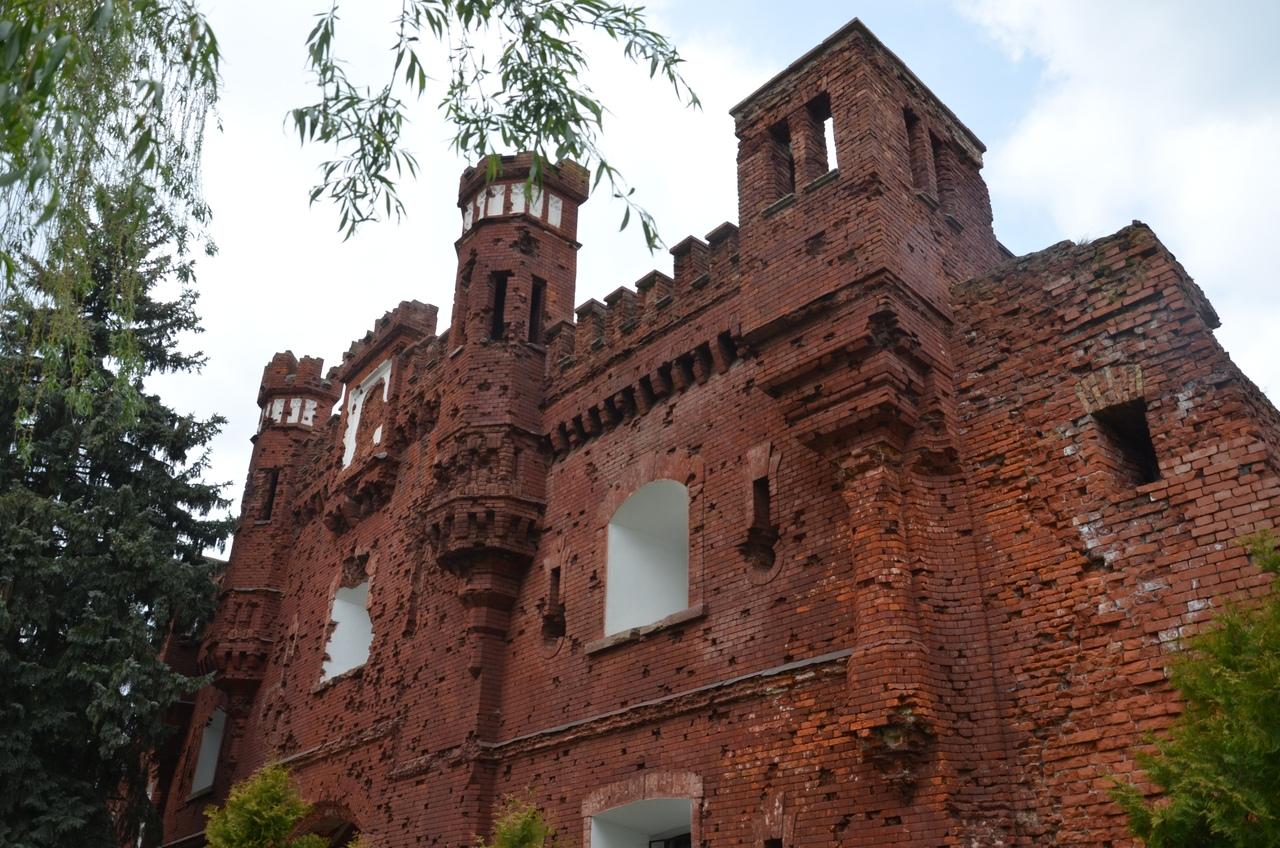 bMzzBfS8pYs Брестская крепость - крепость герой.