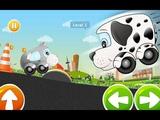 Kids New car games for Cartoon Speed Racing