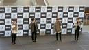 [FANCAM] 181120 백퍼센트(100%) - Shooting Star @ Kanagawa - Queen's Square Yokohama