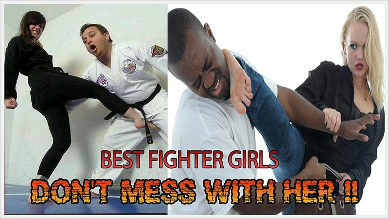 DONT MESS WITH HER ► THE WORLD BEST MARTIAL ARTS FIGHTER GIRLS dviralizer