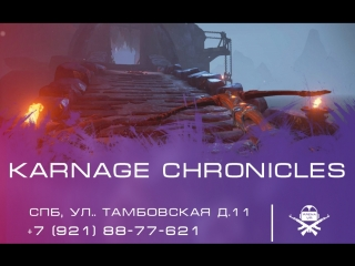 Karnage Chronicles Co-Op Trailer