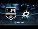 Los Angeles Kings vs Dallas Stars | Jan.17, 2019 | Game Highlights | NHL 2018/19 | Обзор Матча