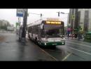 Посадка на 159 автобус Лиаз Автобус Санкт Петербург Бортовой номер 7505