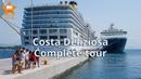 Costa Deliziosa Complete Visit Tour QHD 2017 @CruisesandTravelsBlog