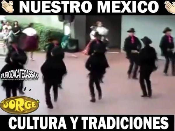 ASI SE BAILA EL HUAPANGO CHULADA DE VIDEO ZAPATEADO CULTURA Y TRADICION LOS BAILABLES MEXICO