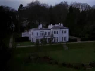 George Harrison at John Lennon's home