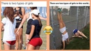 Hilarious Examples Of The Two Types Of Girls Meme