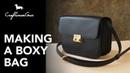 Making Bag Boxy Bag LeatherAddict EP29