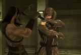 MGS4 Raiden kills Vamp HD (Fullscreen No Gekkos)