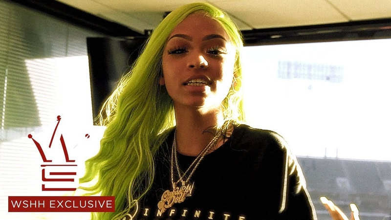 Cuban Doll Stunna Girl Shake Sum Remix (WSHH Exclusive - Official Music Video)