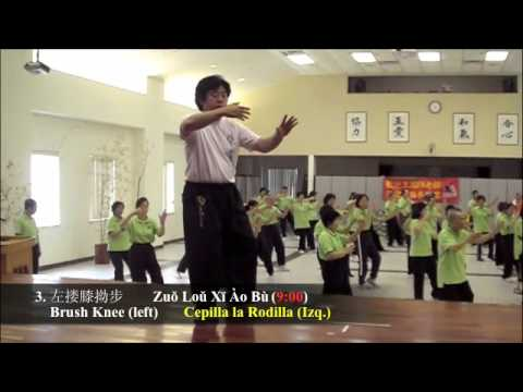 Wu Hao Tai Chi Taiji Workshop in Houston By Grandmaster Jimmy Wong